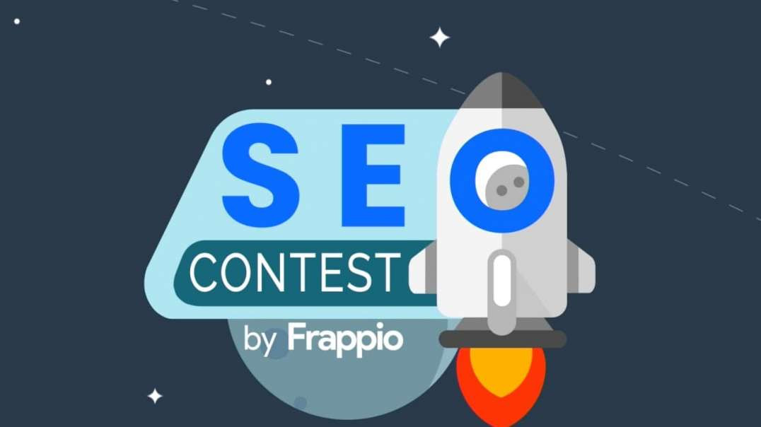 SEO Contest by Frappio